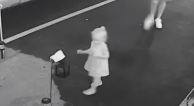 przerażające nagranie duch